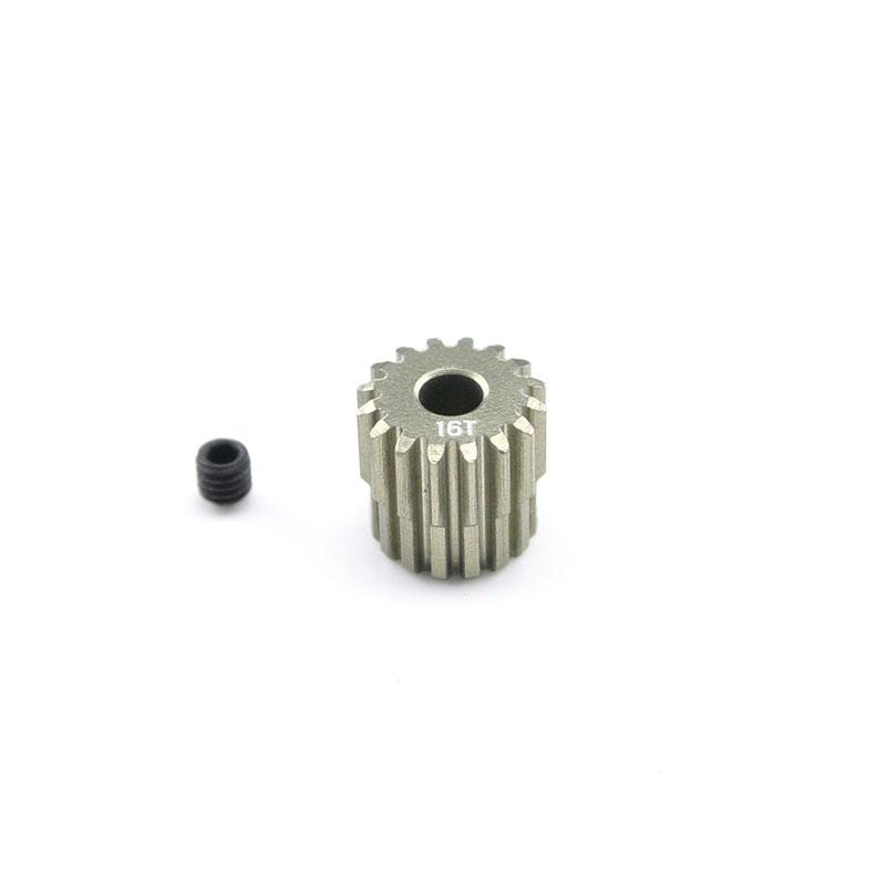 "HobbyStar 48DP Pinion Gear 40T Hard Anodized Quiet Operation 1//8/"" 3.2mm 40 48P"