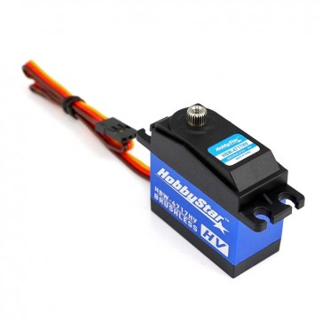 HobbyStar HBW-4717HV, Super-Torque, High-Speed Digital Brushless Waterproof Servo