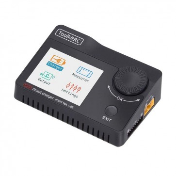 ToolkitRC M8S DC Battery Charger Workstation (8S/18A/400W)
