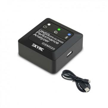 SkyRC GNSS GPS+GLONASS Performance Analyzer GSM020