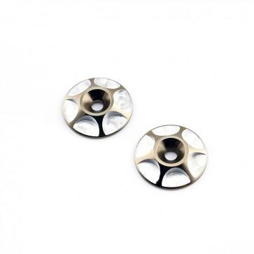 HobbyStar Wing Buttons, Ti