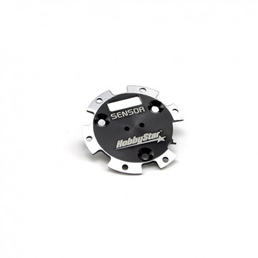 HobbyStar 540 Sensored Motor Timing Backplate