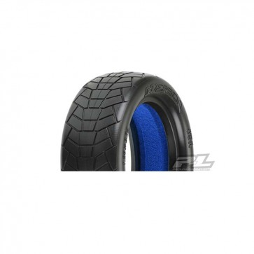 "Proline Inversion 2.2"" 4WD Indoor Buggy Front Tires - M4 (Super Soft)"