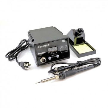 Green 937 Digital Soldering Station