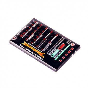 Tenshock LED ESC Programming Card