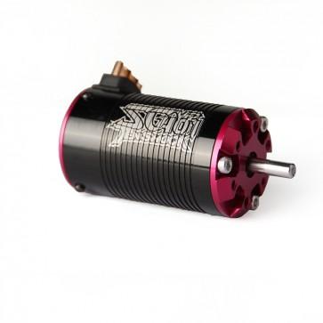 Tenshock SC401V2 Brushless Sensorless 4-Pole 1/10 Short Course Motor