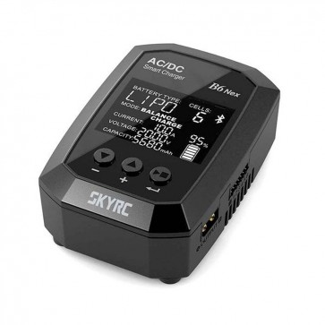 SKYRC B6 Nex AC/DC Charger 10A 200W 1-6S Battery Charger with Bluetooth