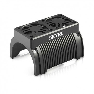 SkyRC Motor Cooling Dual Fan For 1/5-Scale Motors