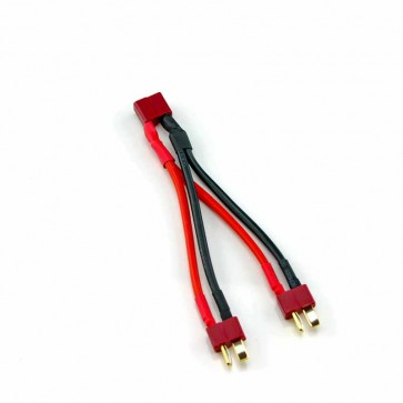 HobbyStar T-Plug/Deans Parallel Connector