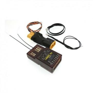 Lemon RX 7ch. Full-Range DSMX Telemetery System With Sensors LM0052, XT60