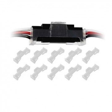 HobbyStar Servo Connector Locking Tabs, 10 pcs.