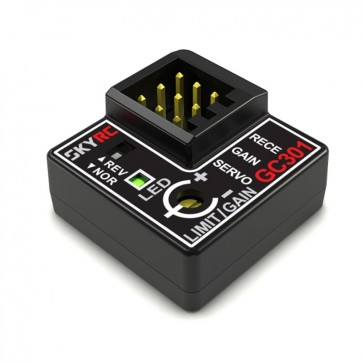 SkyRC GC301 Automatic Stability Control Gyro For Cars