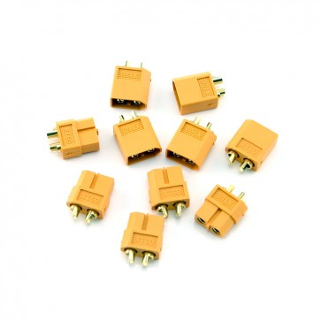 HobbyStar XT60 Connector Set, 5 Sets