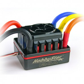 HobbyStar 120A Brushless Sensored ESC 2S-6S