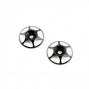 HobbyStar Wing Buttons, Black