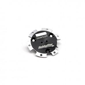 HobbyStar 540 Sensored Motor Timing Backplate
