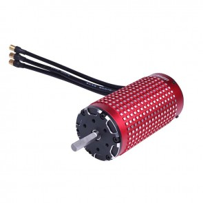 Leopard 58113 V2, 4-Pole Brushless Sensorless Motor For 1/5 Scale
