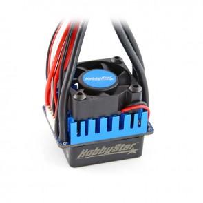 HobbyStar 60A Brushless Sensorless RTR ESC, Splashproof