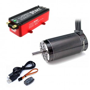 1/5 Combo, Beast 200A ESC and HobbyStar 56112 Motor, Includes Skylink