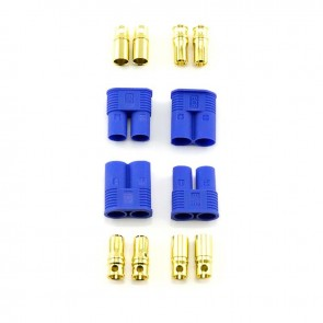 EC8 Connector, 2 Sets M/F