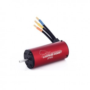 Leopard 4092, 4-Pole Brushless Sensorless Motor For 1/8 Scale/Lightweight 1/5 Scale