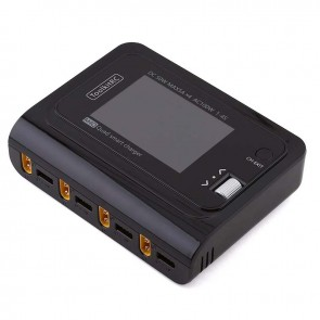 ToolkitRC M4Q AC/DC Quad Battery Charger (4S/5A-50W)
