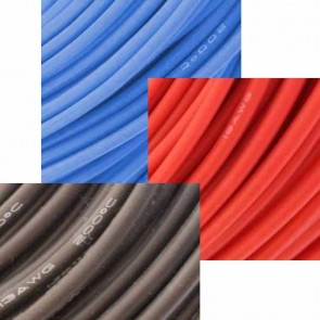 HobbyStar Silicone Wire - Sizes & Colors