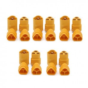 HobbyStar MT60 Connectors, 5 Sets