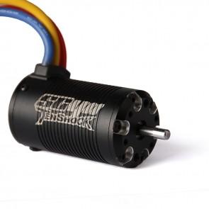 Tenshock SC411 Brushless Sensored 1/10 Short Course Motor - 4000KV