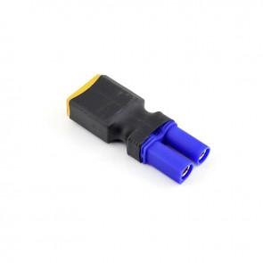 XT90 M to EC5 style FM No-Wires Adapter