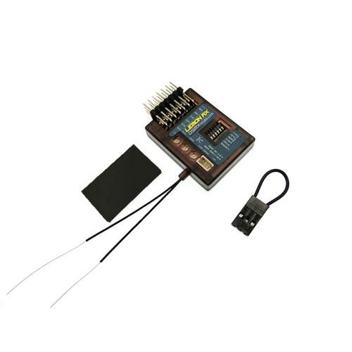 LM0052U // P-00136 Lemon RX 7-Channel DSMX Compatible Receiver With Diversity