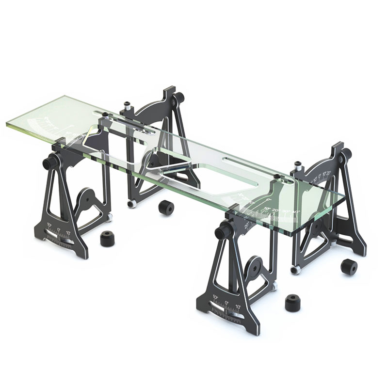 Skyrc Chassis Setup System For 1 10 Rc Touring Car Buggy Camber