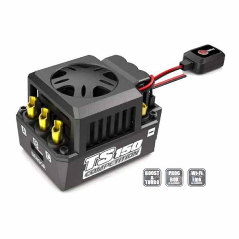 Details About Skyrc Toro Ts150 Rc Sensored Brushless Motor 150a Esc For 1 8 Car 2s 6s